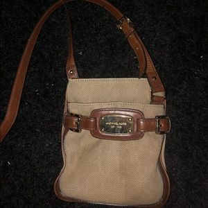 Vintage authentic Michael Kors cross body